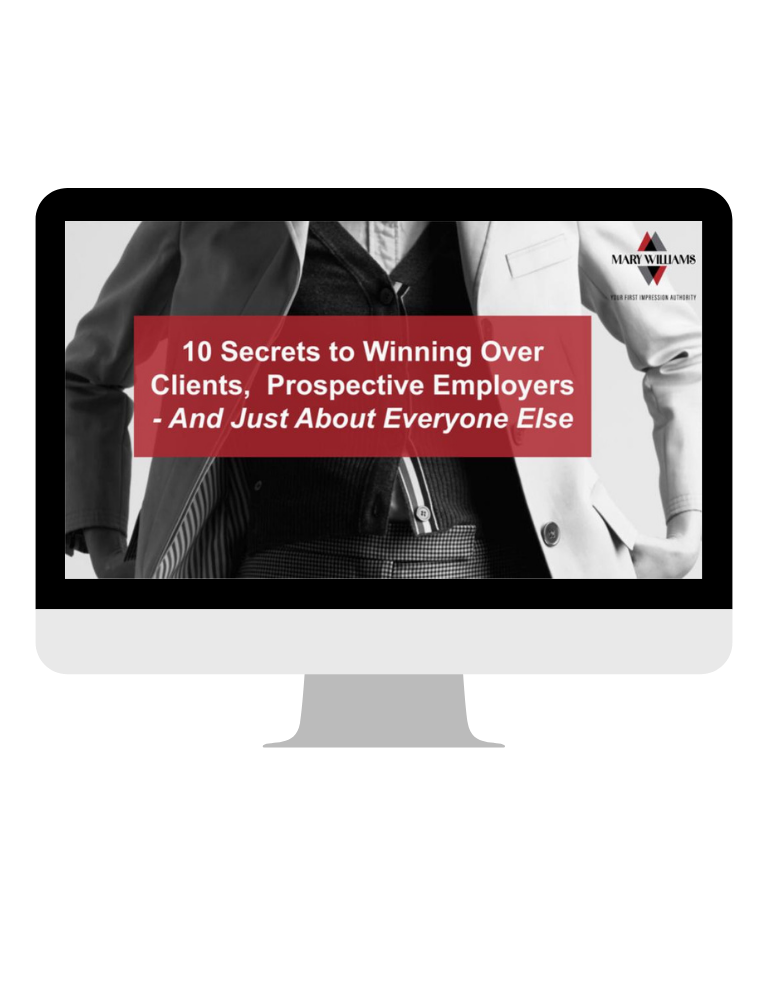 10 Secrets to Winning Over Clients, Prospective Employers - And Just About Everyone Else